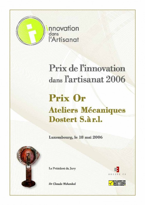 2006 Px In Diplome Or